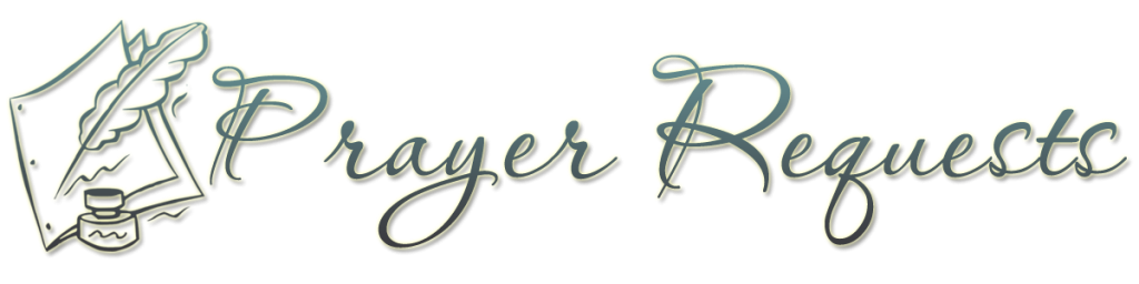 Prayer Requests 1