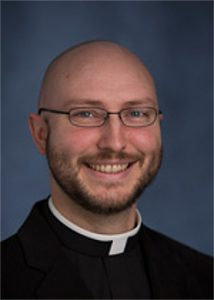 Letter from Father Aaron Ferris